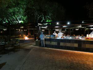 Protea Hotel Kruger Gate Lapa Restaurant