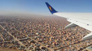Zicht op La Paz