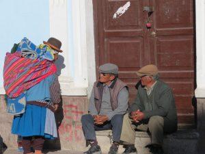 Terug in de beschaafde wereld in Uyuni