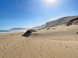 Robberg Nature Reserve - Beach Die Eiland