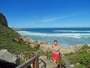 Robberg Nature Reserve - The Gap