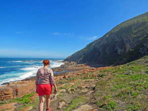 Robberg Nature Reserve - The Point