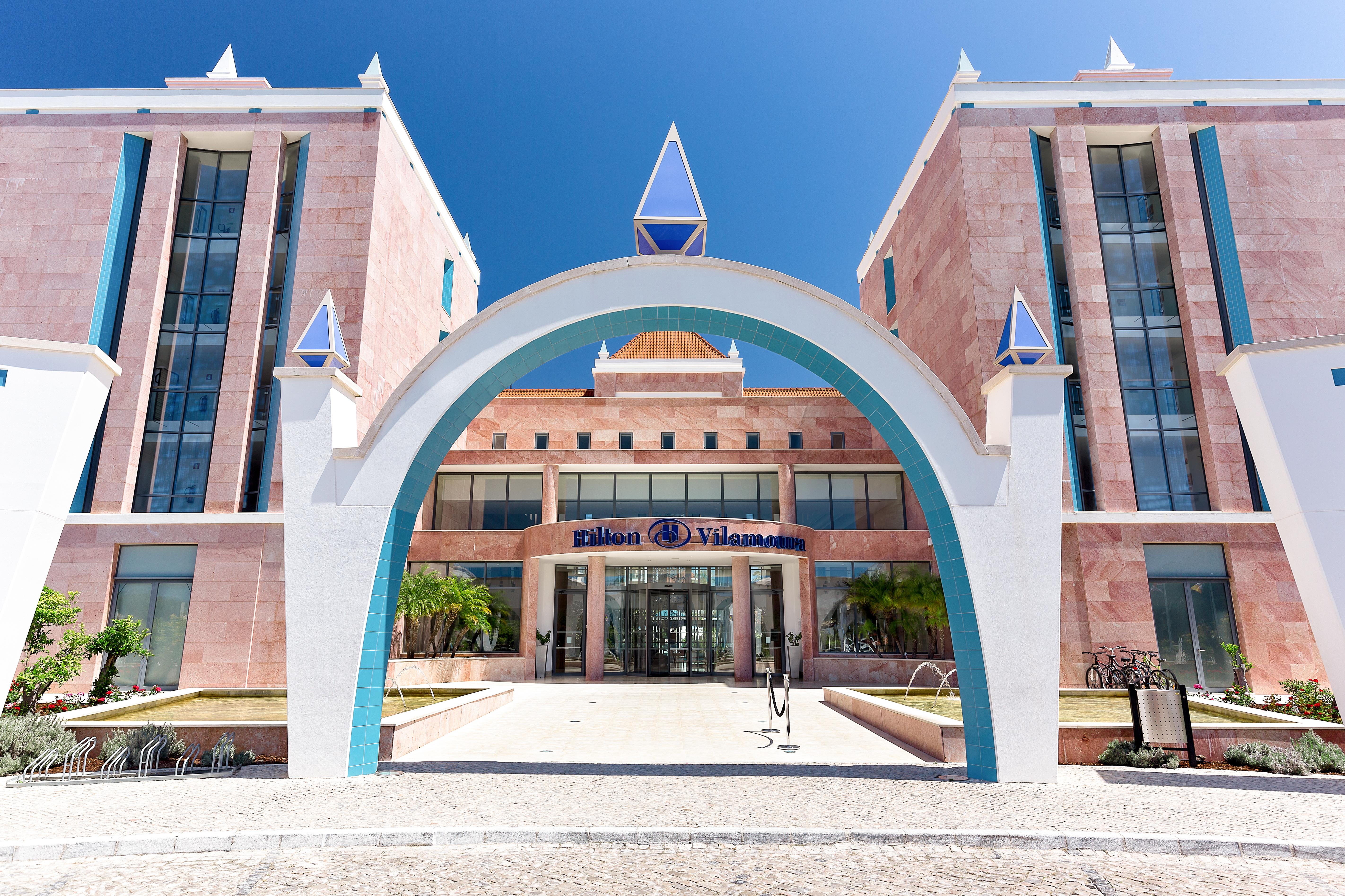 Hilton Vilamoura een goed hotel met een excellente spa om een weekje te ontspannen in de Algarve