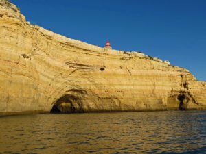 Algarve caves boat tour