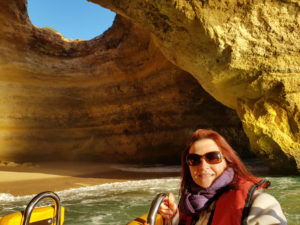 Benagil Cave - Algarve caves boat tour