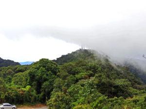 Cameron highlands Gunung brinchang
