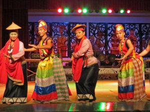 Cultural Show in Sarawak Cultural Village