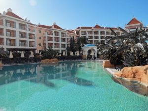 Het hotel heeft ook een zalige spa. Perfect tijdens de winter in de Algarve