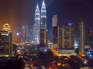 Kuala Lumpur Petronas Towers, Malaysia