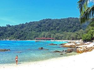 Perhentians beach, Malaysia