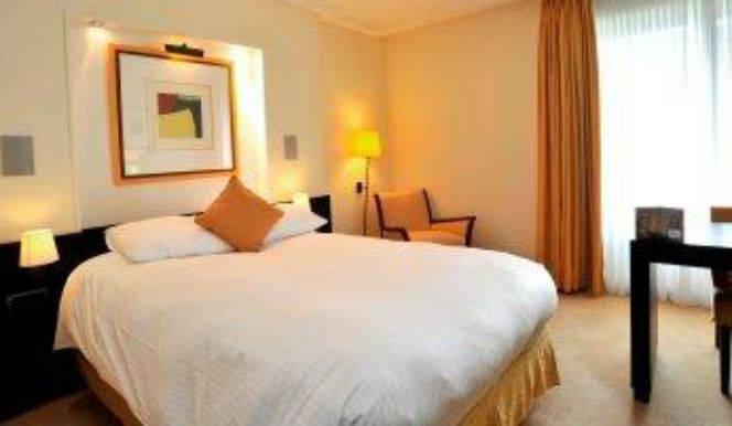 Het Parker hotel is een leuk park sleep fly Zaventem hotel
