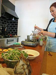 Osaka Cooking Class - Ramen Soup Preparations