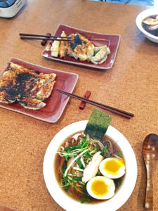 Osaka Cooking Class - Gyoza and Ramen soup