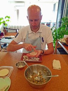 Osaka Cooking Class - Gyoza preparations