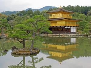 Kyoto - Golden Temple KinkakuJi