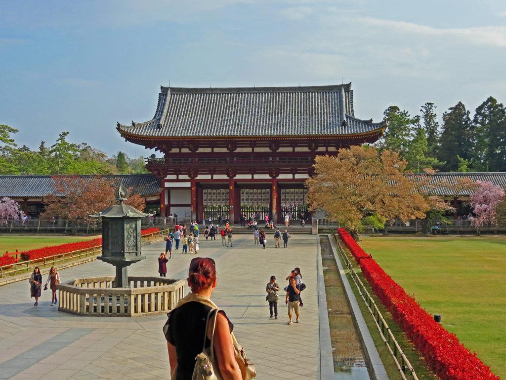 Todaiji temple - Nara - Japan