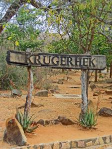 Kruger Park Krugerhek South Africa