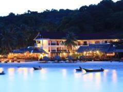 Bubu resort perhetians islands kecil malaysia