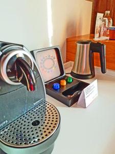 Pullman Cocagne Eindhoven - Room - Nespresso