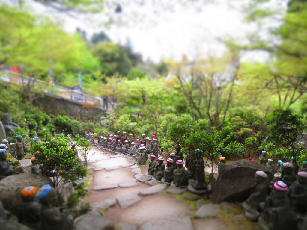 Daisyoin Temple, Miyajima, Japan