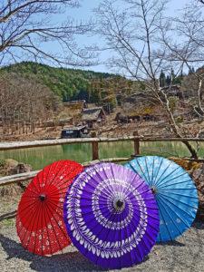 Hida Folk Village, Takayama, Japan