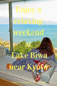 Lake Biwa Kyoto