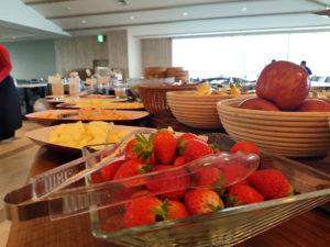 Marriott Lake Biwa - breakfast