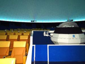 Lake Biwa Marriott - Planetarium