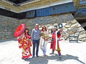 Matsumoto Castle Samurai - Japan