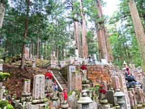 Okunoin, Koyasan, Mount Koya, Japan
