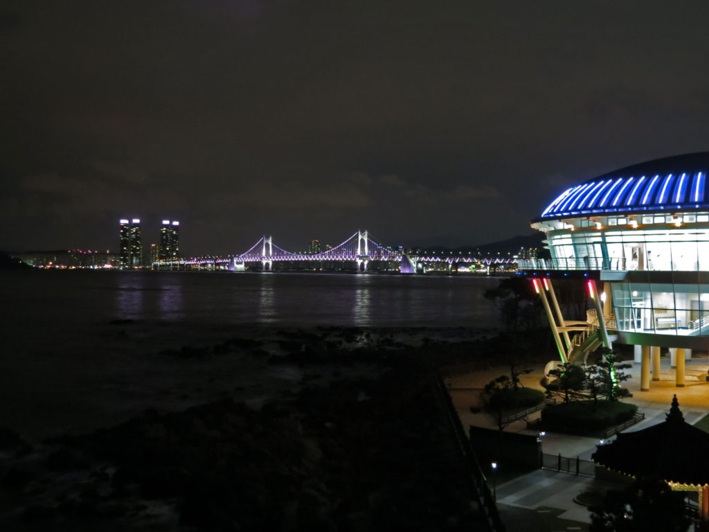 South Korea - Busan Diamond Bridge - Gwangandaegyo