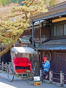 Takayama Old Town, Japan