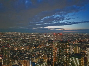 Tokyo By Night - Japan