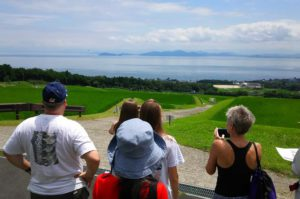 bike tour of lake biwa from kyoto