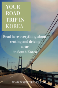 Korea road trip