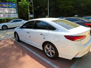 South Korea - Hyundai Sonata