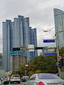 South Korea - driving in Busan