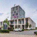 Van Der Valk Airport Hotel Dusseldorf park sleep fly