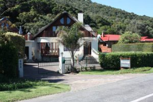 Cloverleigh guesthouse Wilderness South Africa