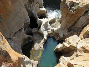 Bourkes luck potholes, Panorama route South Africa
