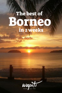 Borneo itinerary 2 weeks