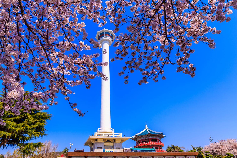 Busan Tower South Korea