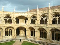 Jeronimos monastery Lisbon, Portugal
