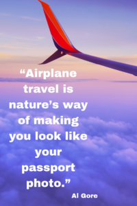Funny travel quotes