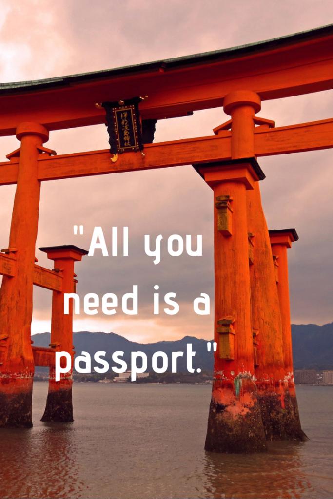 Quotes over reizen