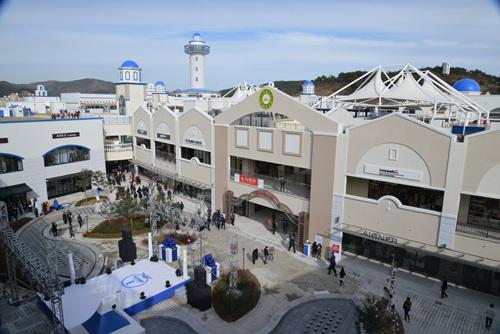 Lotte Premium Outlet Busan, South Korea