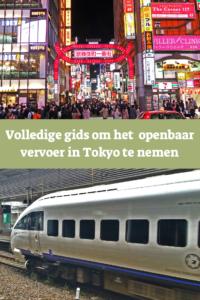 Openbaar vervoer Tokyo