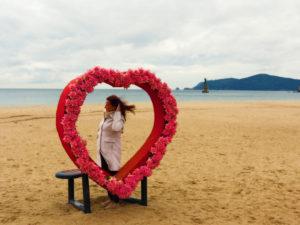 Haeundae Beach Busan, South Korea