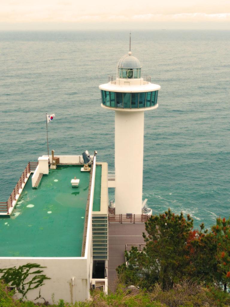 Taejongdae Resort Park Lighthouse Busan, South Korea