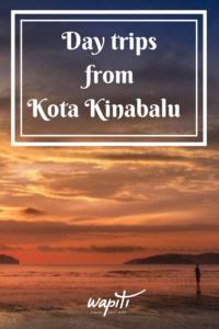 Day trips Kota Kinabalu